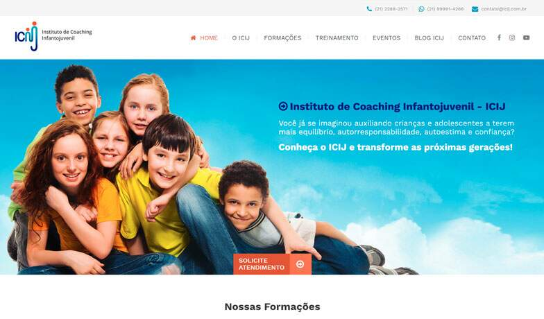 Instituto Coaching Infanto Juvenil